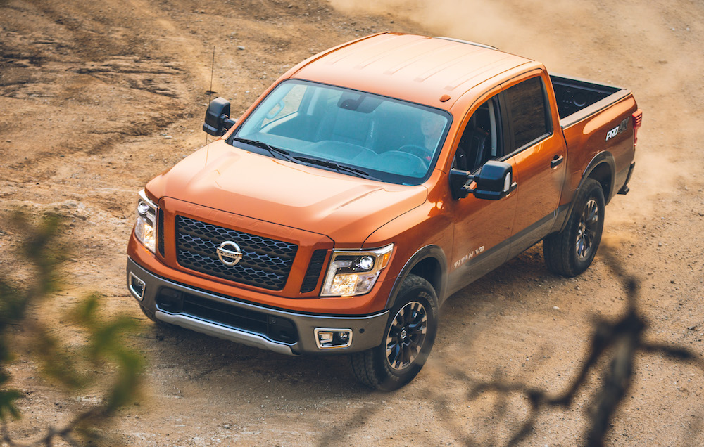 92 The Best 2019 Nissan Titan Xd Redesign and Concept