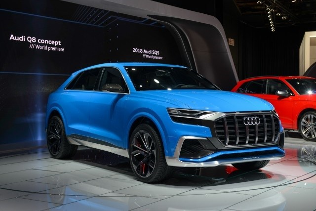 92 The Best 2020 Audi Q8 Engine