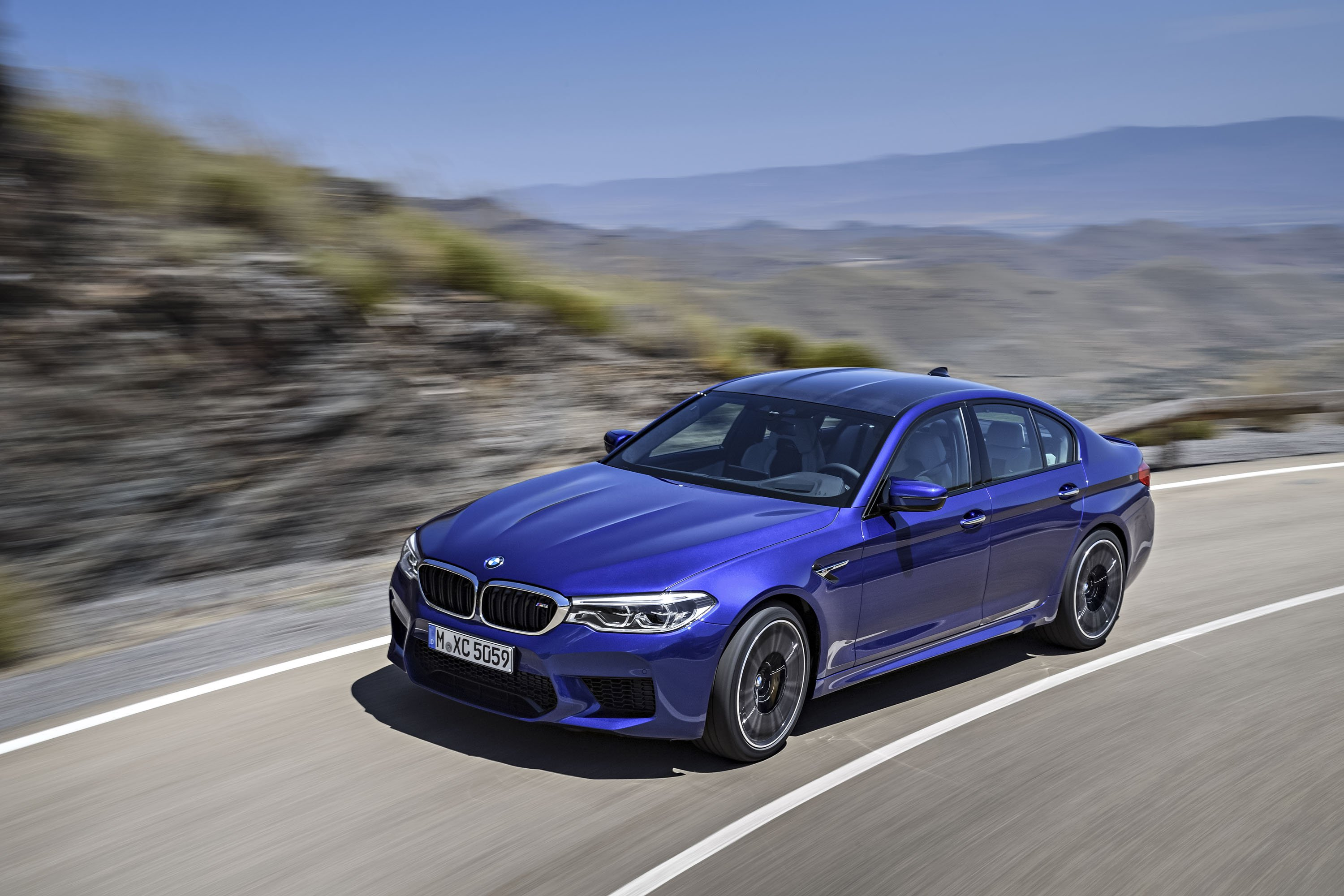 92 The Best 2020 BMW M5 Photos