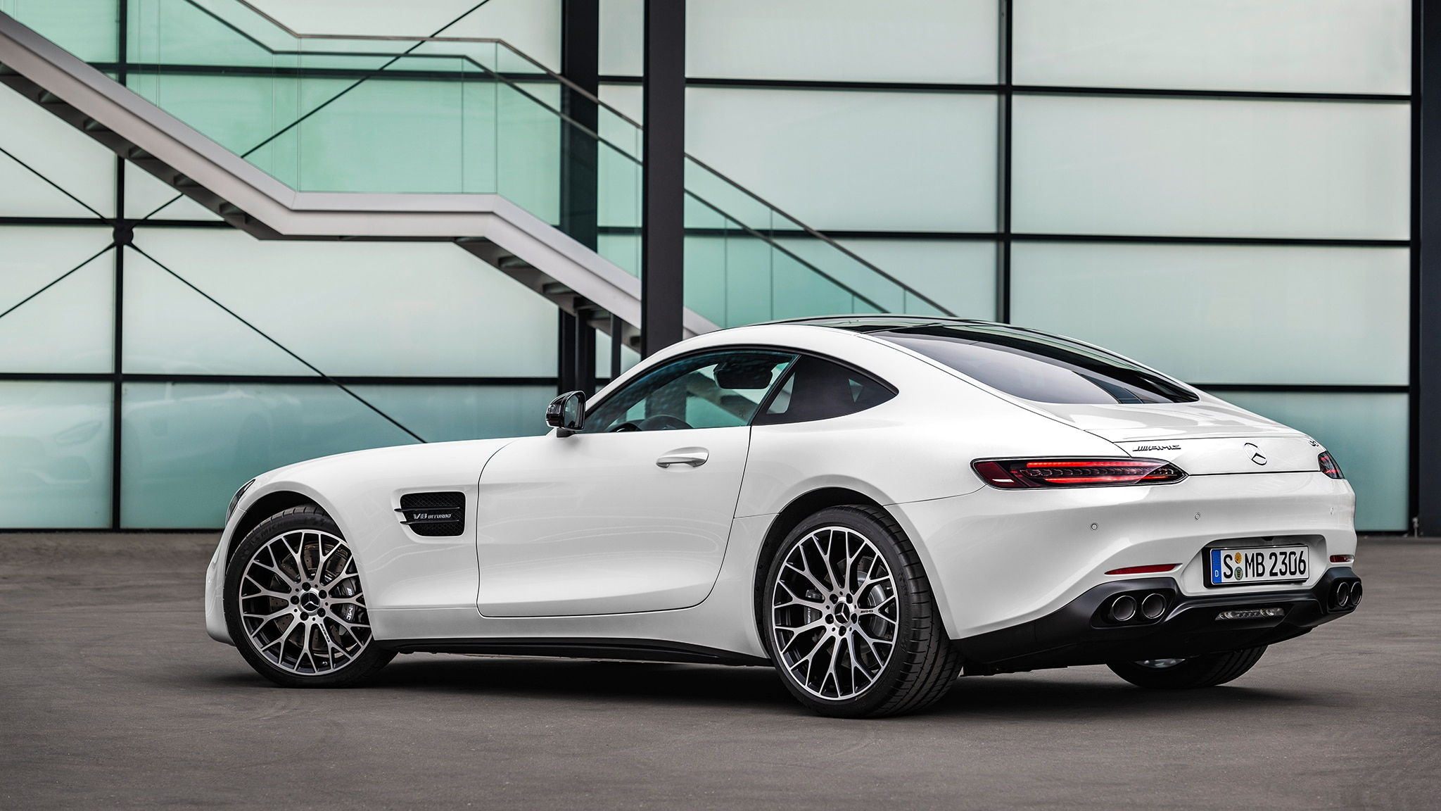 92 The Best 2020 Mercedes AMG GT Review
