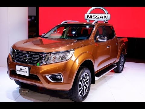 93 A 2019 Nissan Frontier Diesel New Concept
