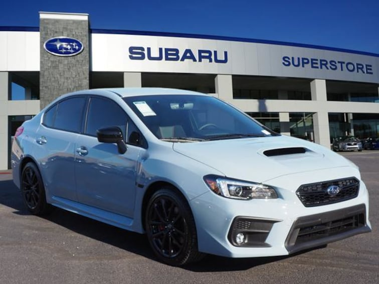 93 A 2019 Subaru Wrx Specs and Review