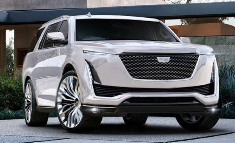 93 A 2020 Cadillac Ext Pictures