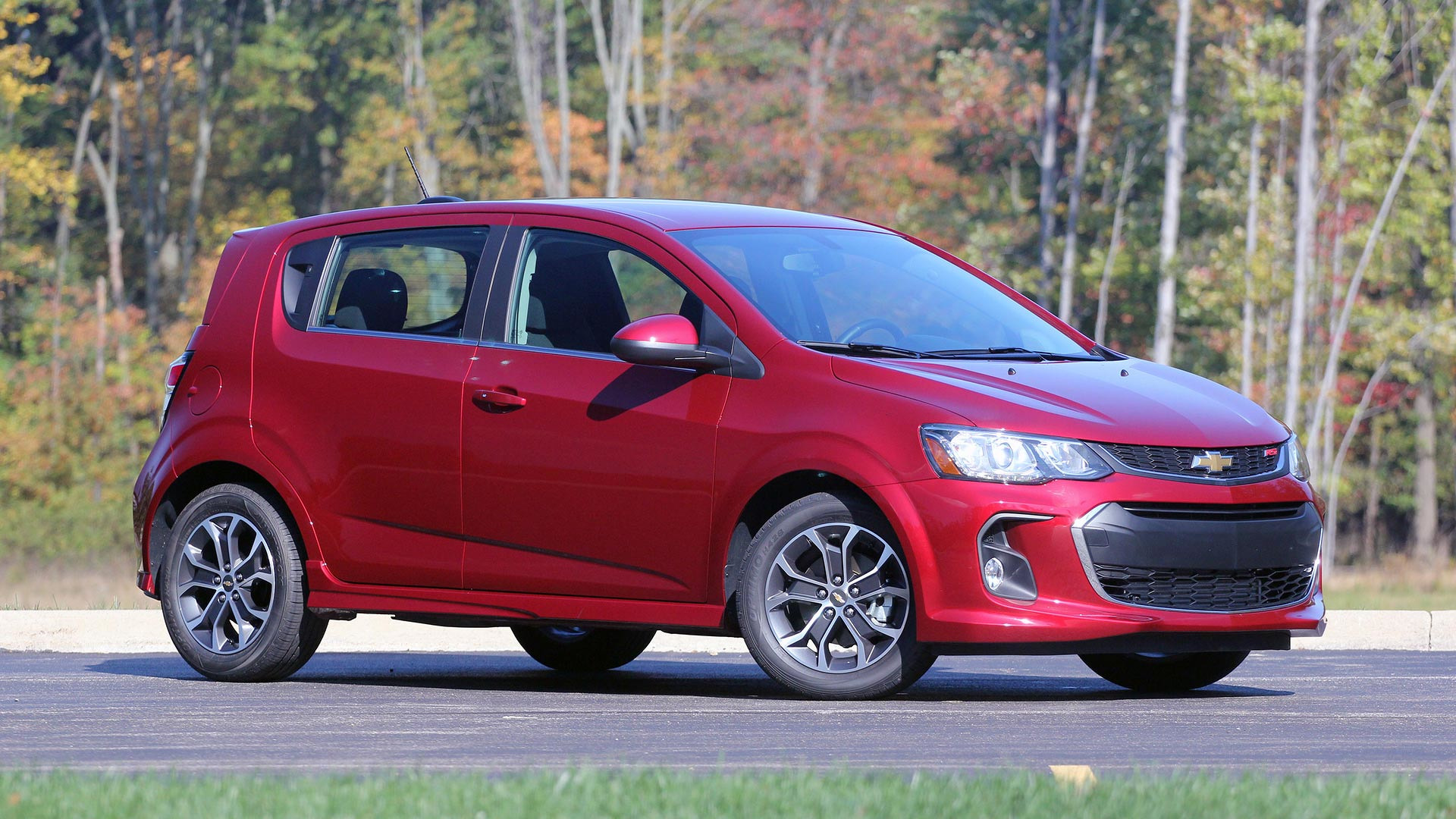 93 A 2020 Chevy Sonic Redesign and Review