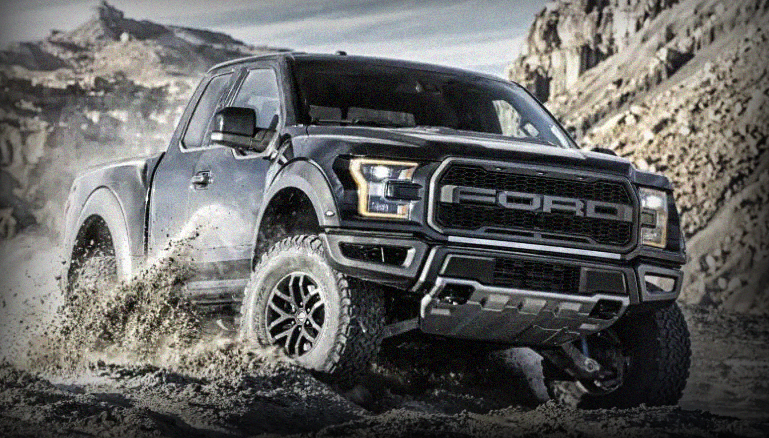 93 A 2020 Ford F150 Raptor Pictures