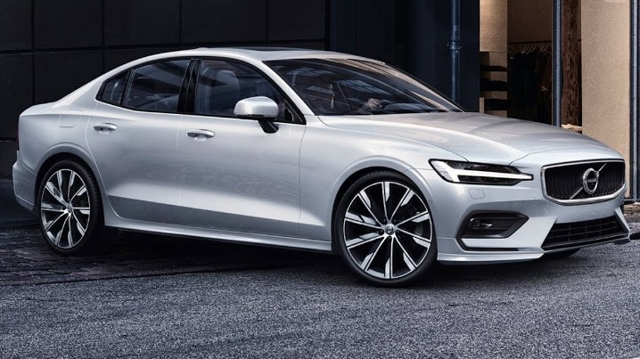 93 A 2020 Volvo S60 Redesign