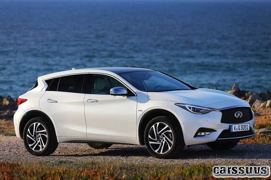 93 All New 2019 Infiniti Q30 Performance