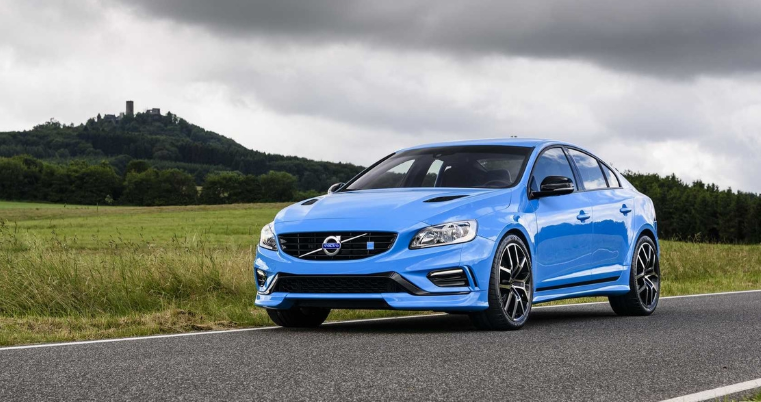 93 All New 2020 Volvo S60 Exterior