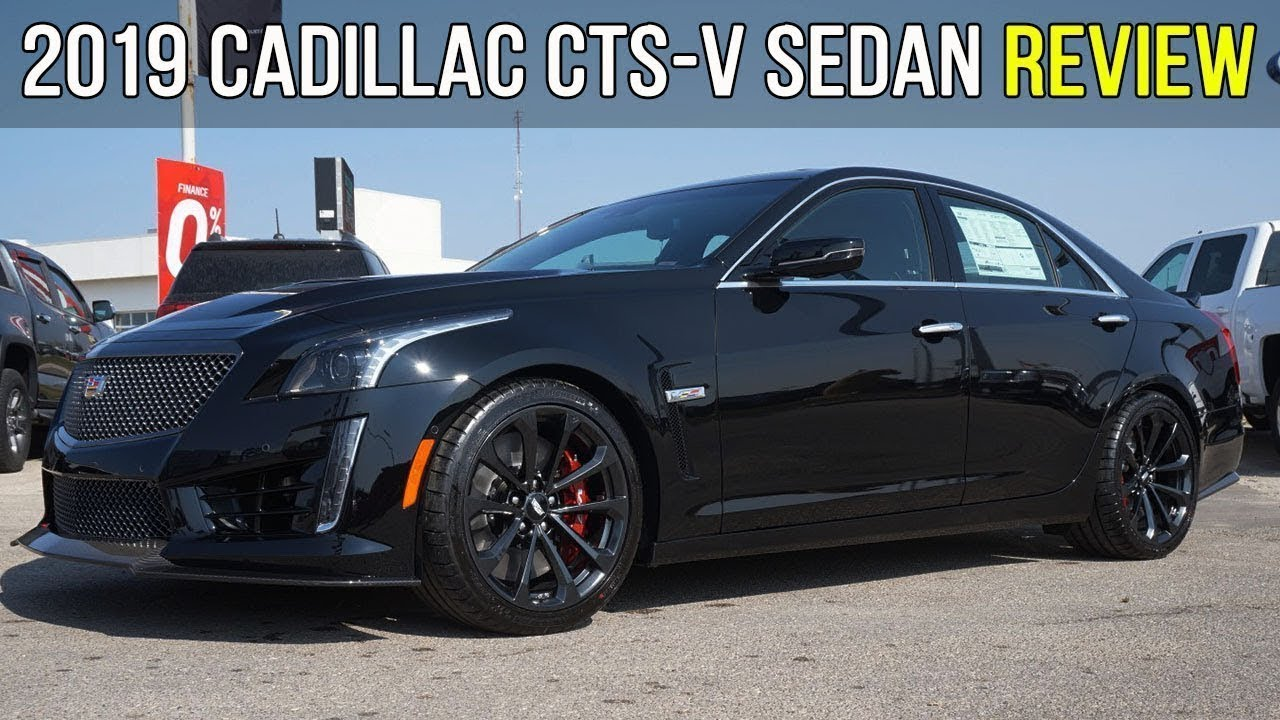 93 Best 2019 Cadillac Cts V Specs
