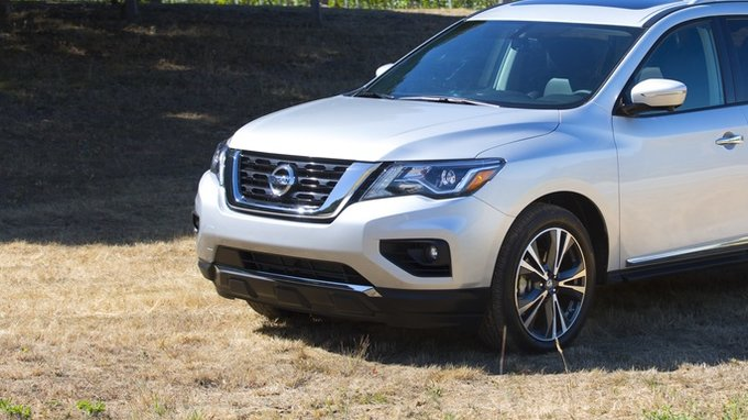 93 Best 2020 Nissan Pathfinder Photos