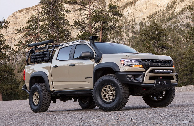 93 New 2019 Chevrolet Colorado Z72 Pricing