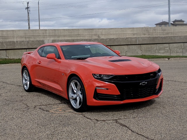 93 New 2019 Chevy Camaro Ratings