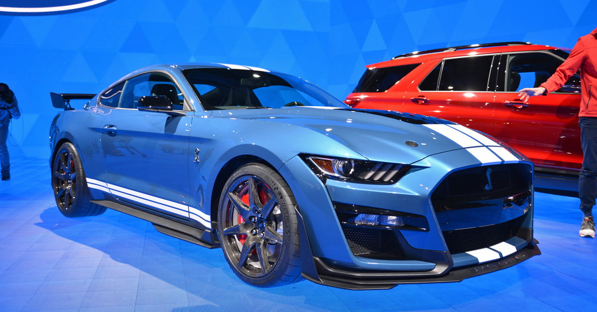 93 New 2019 Ford Mustang Gt500 Review and Release date