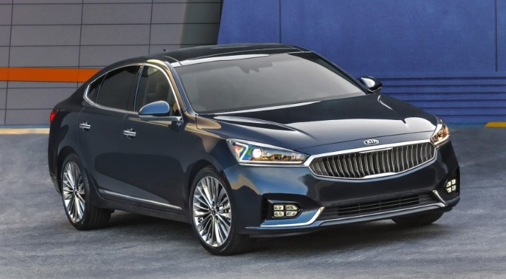 93 New 2020 All Kia Cadenza New Concept