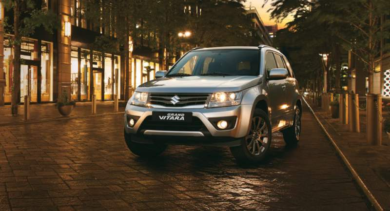 93 New 2020 Suzuki Grand Vitara Preview Wallpaper