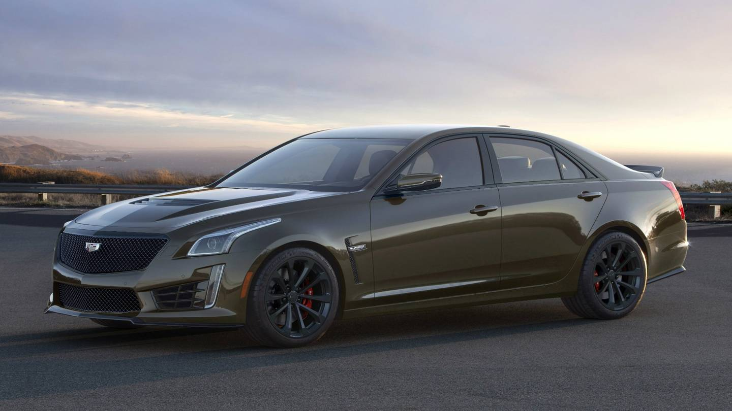 93 The 2019 Cadillac Cts V Pictures