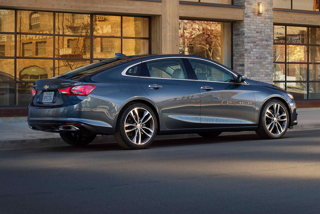 93 The 2019 Chevy Malibu Research New