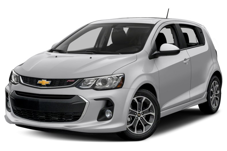 93 The 2019 Chevy Sonic Ratings