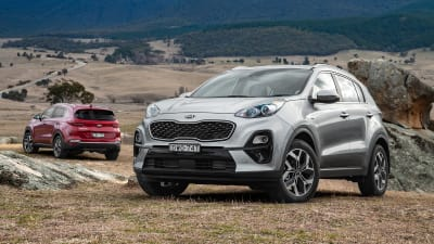 93 The 2019 Kia Sportage Review Release Date