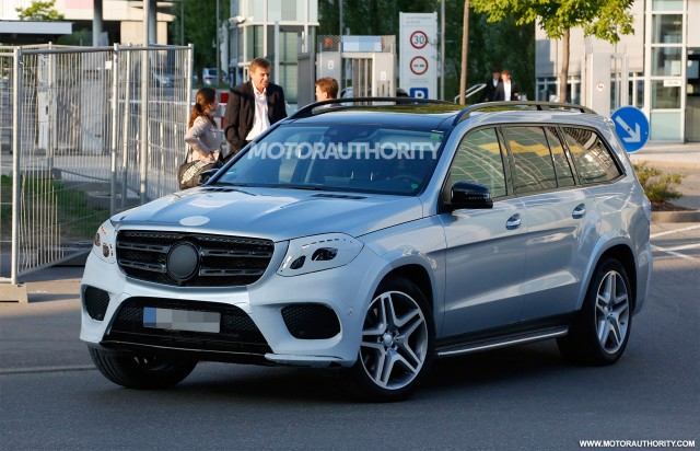 93 The 2019 Mercedes Gl Class Review