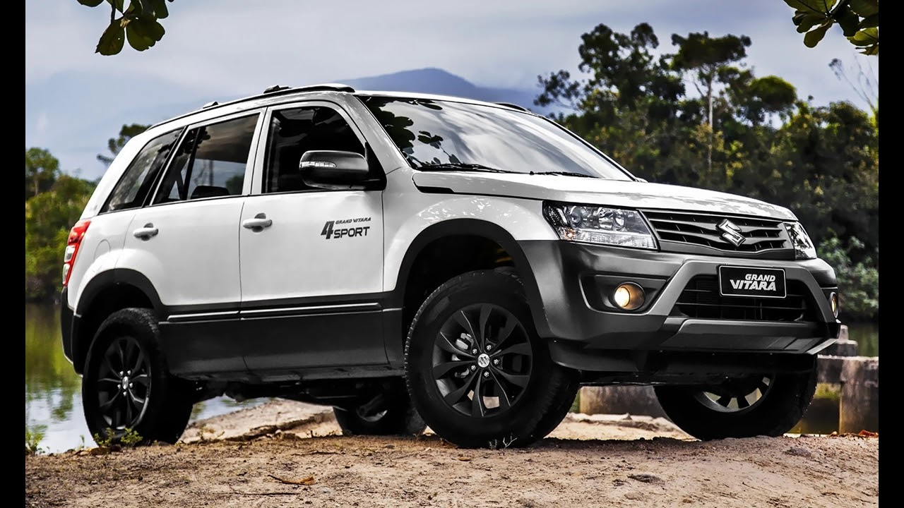 93 The 2019 Suzuki Grand Vitara Redesign and Review