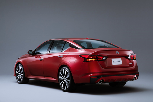 93 The 2020 Nissan Altima Style