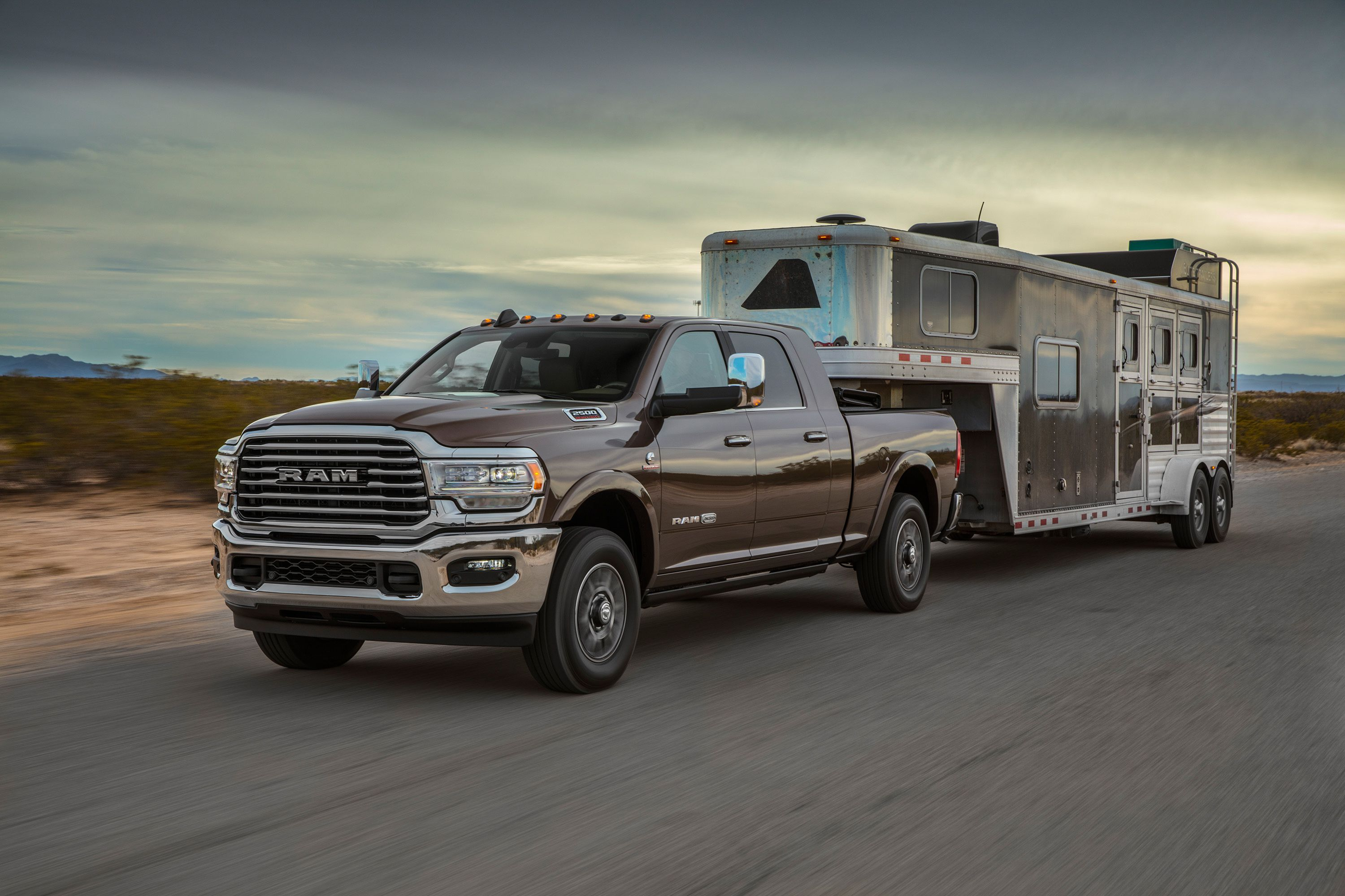 93 The 2020 Ram 3500 Diesel Configurations