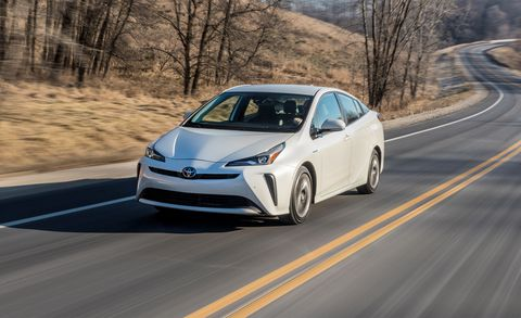 93 The Best 2019 Toyota Prius Pictures Redesign