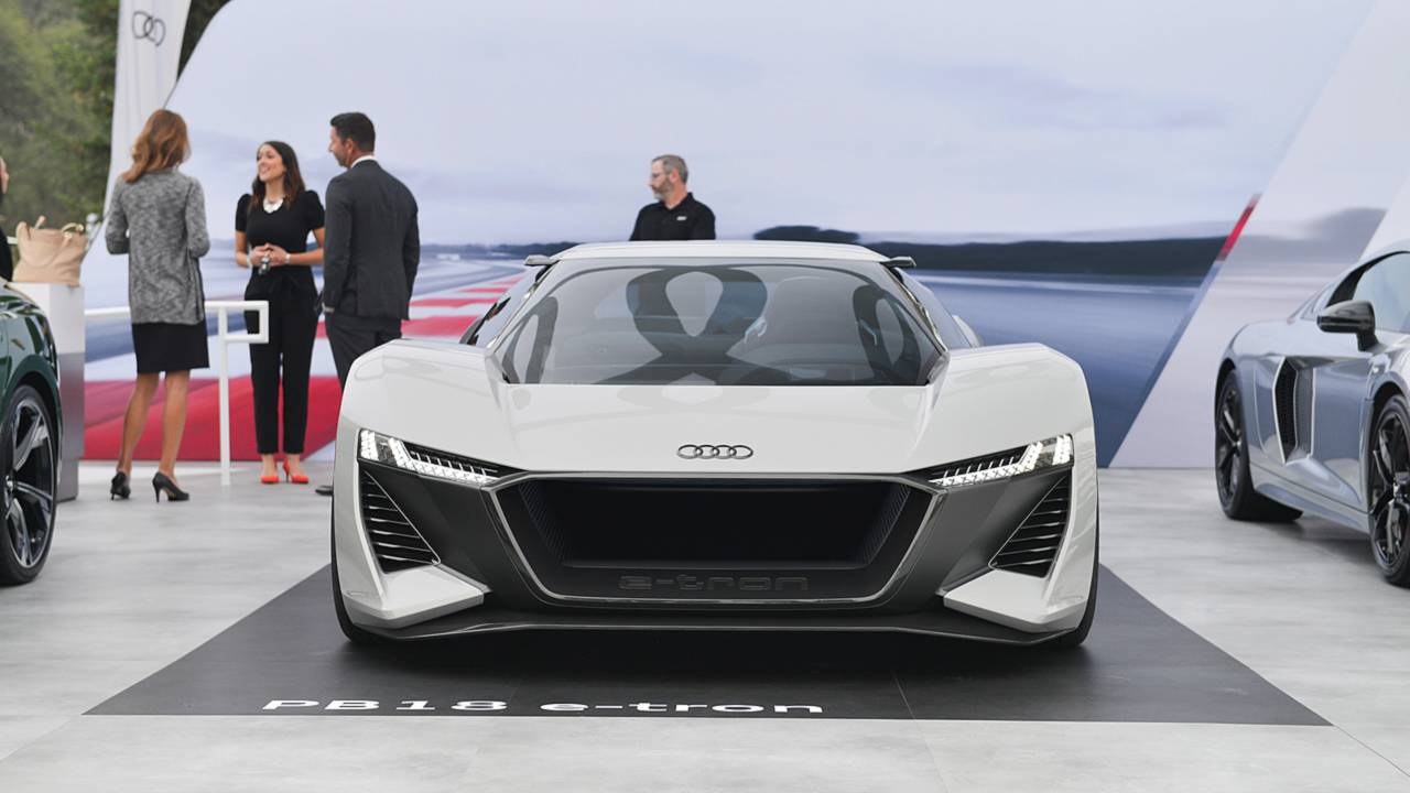 93 The Best 2020 Audi R8 E Tron Specs