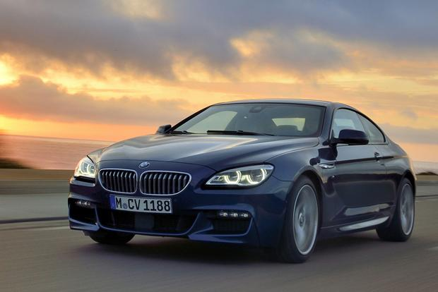 93 The Best 2020 BMW 6 Series Photos