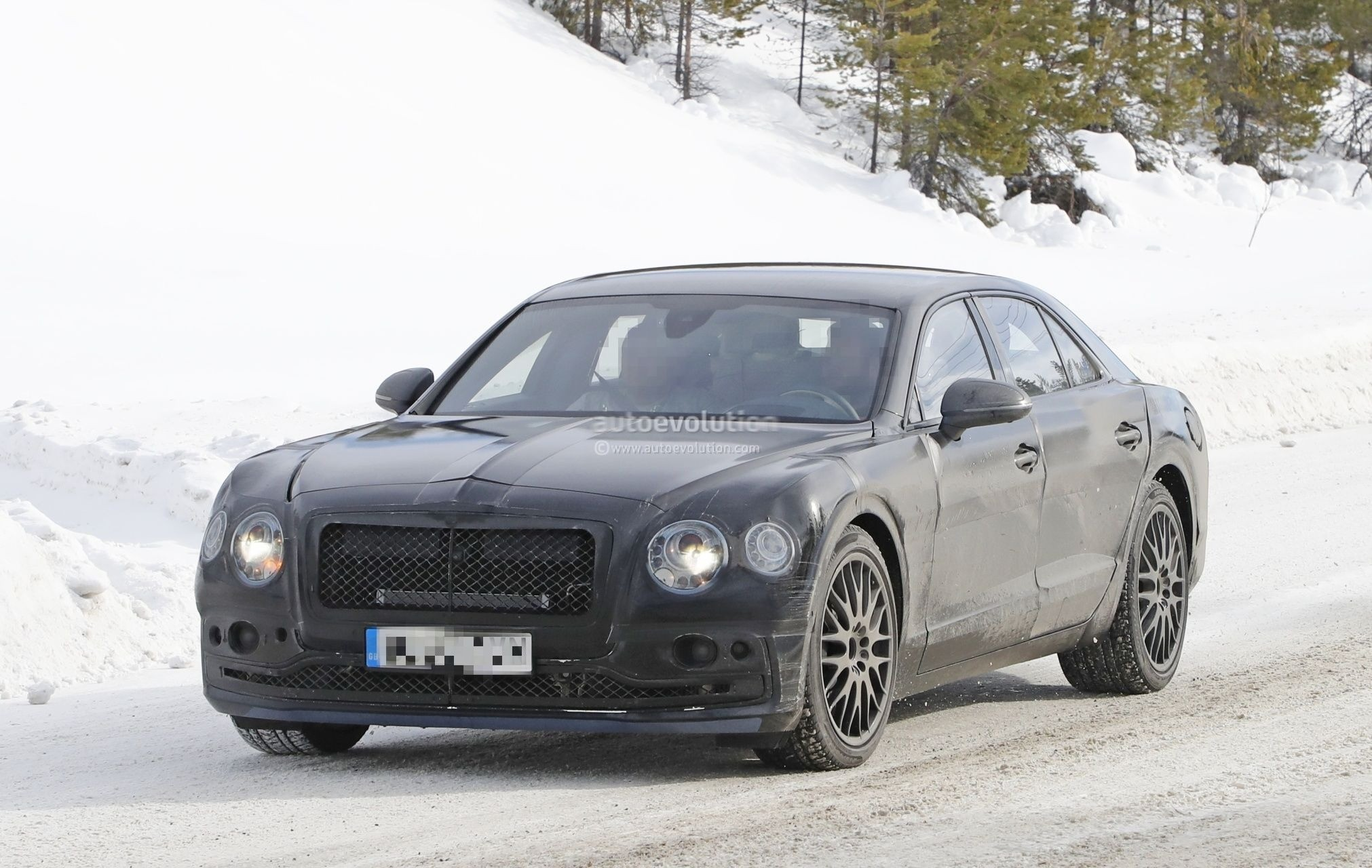 93 The Best 2020 Bentley Flying Spur Exterior