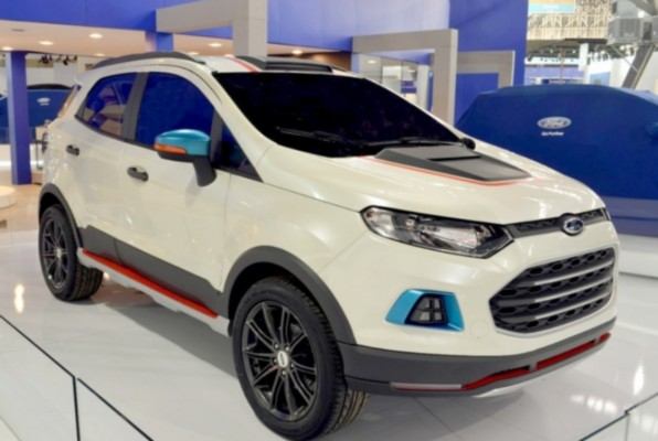 93 The Best 2020 Ford Ecosport History