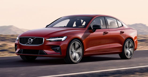 94 A 2019 Volvo S60 Polestar Performance and New Engine