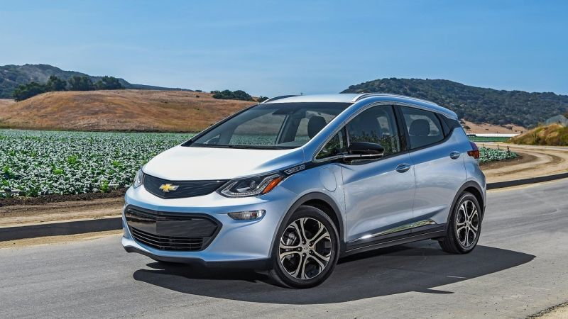 94 A 2020 Chevy Volt Release Date and Concept