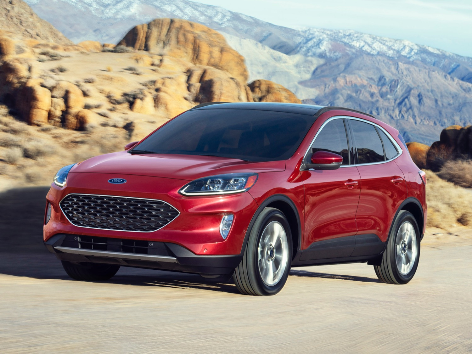 94 A 2020 Ford Escape Ratings