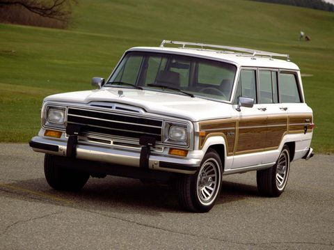94 A 2020 Jeep Wagoneer Exterior and Interior