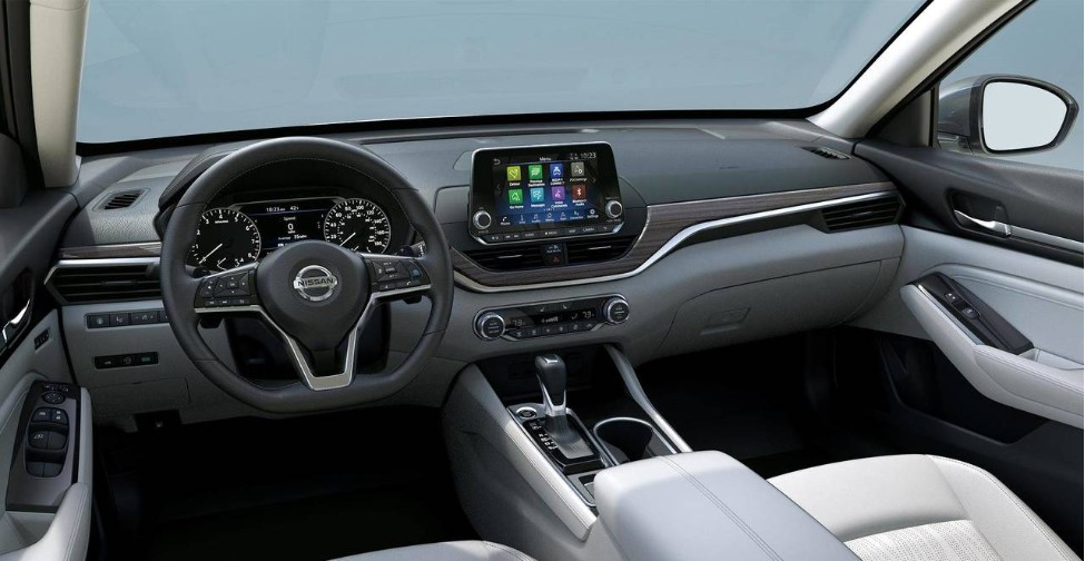 94 A 2020 Nissan Altima Coupe Review and Release date