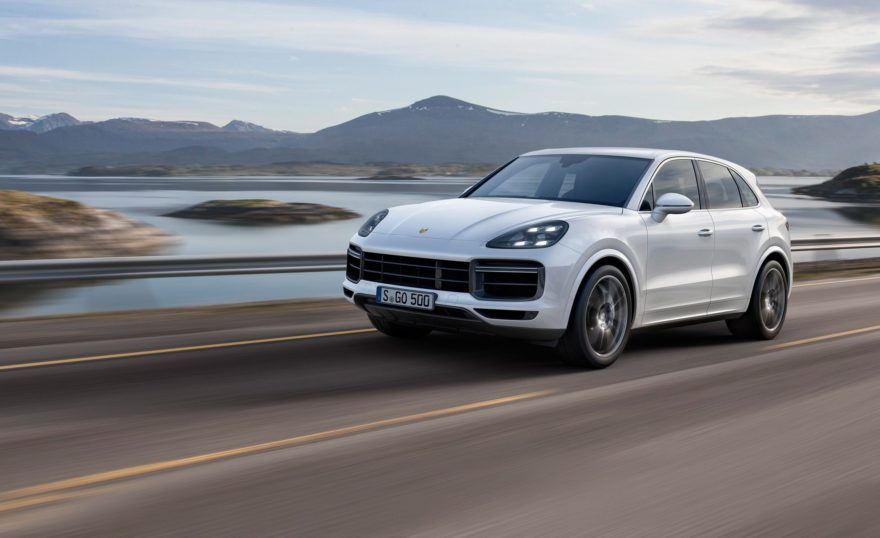 94 A 2020 Porsche Cayenne Model Price Design and Review