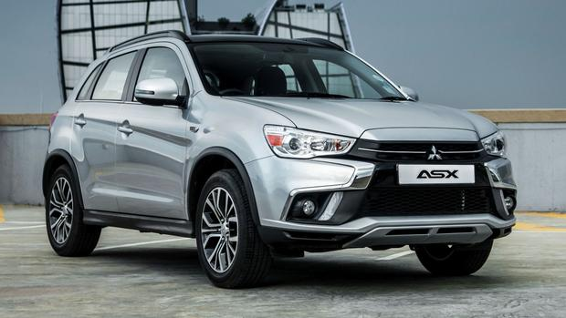 94 A Mitsubishi Asx Speed Test