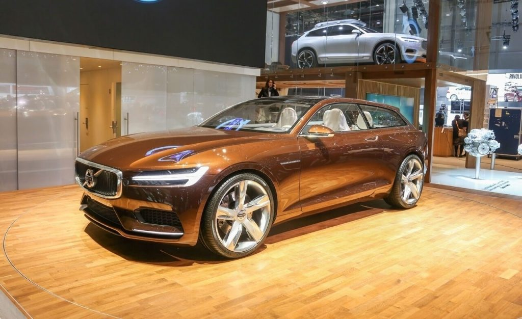 94 All New 2019 Volvo V70 New Concept