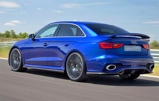 94 All New 2020 Audi RS3 Prices