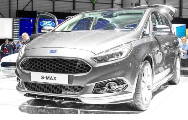 94 All New 2020 Ford S Max Review and Release date