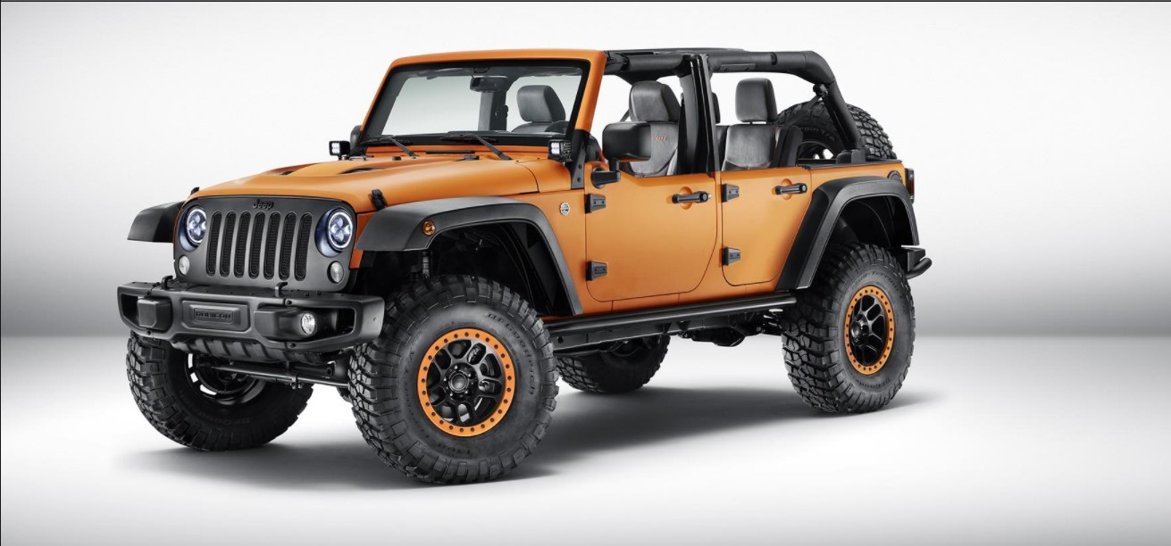 94 All New 2020 Jeep Wrangler Unlimited Redesign and Concept
