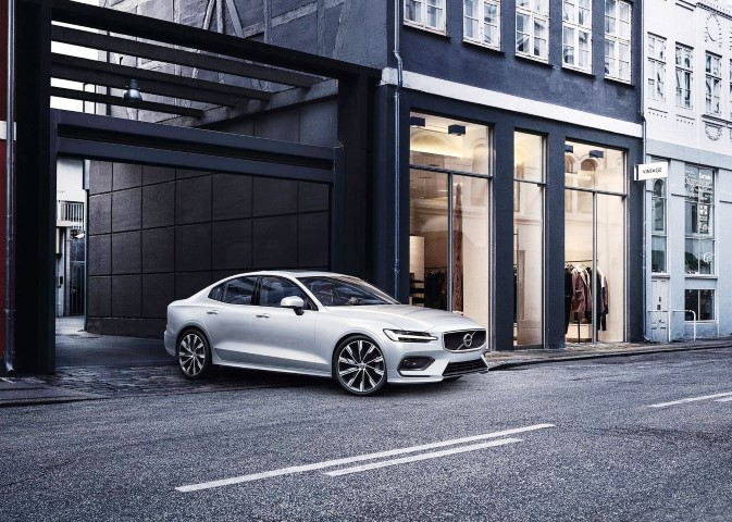94 All New 2020 Volvo S60 First Drive