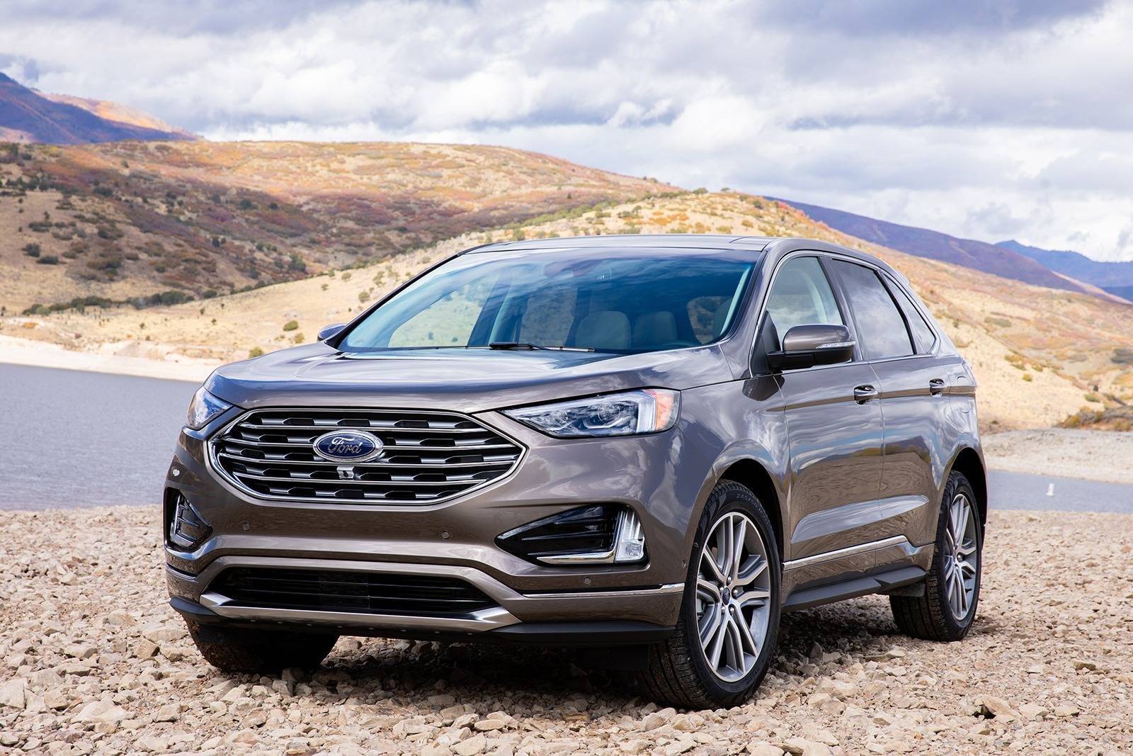 94 Best 2019 Ford Edge Sport Picture