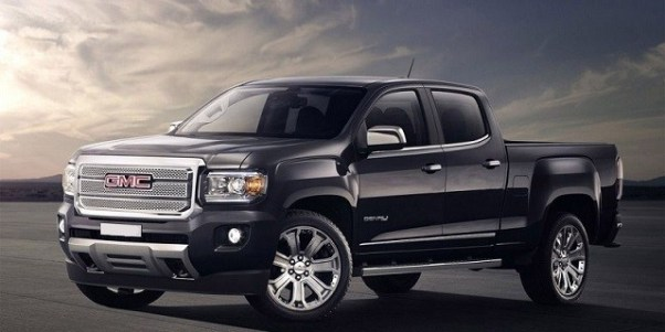 94 Best 2019 GMC Canyon Denali New Review