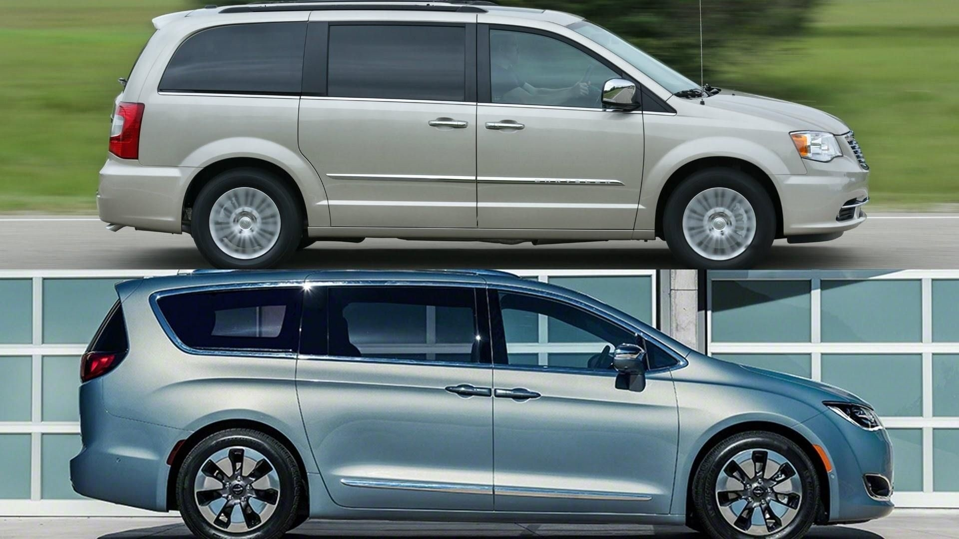 94 New 2019 Chrysler Town Country Performance