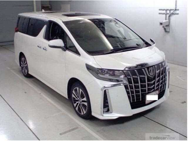 94 New 2019 Toyota Alphard Exterior and Interior