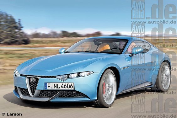 94 New 2020 Alfa Romeo Duetto Research New