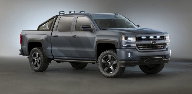 94 New 2020 Chevy Avalanche Picture